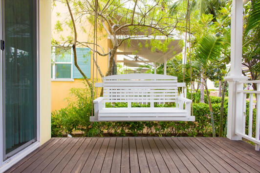 Colorado Springs Deck Designs - Porches 1