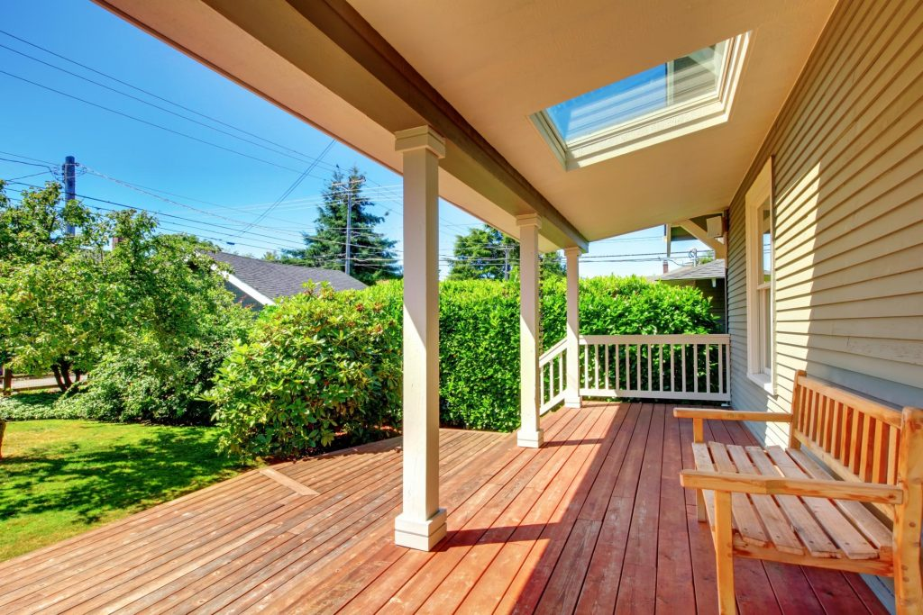 Colorado Springs Deck Designs - Porches 2