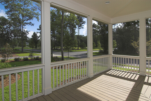 Colorado Springs Deck Designs - Screened In Porches 1